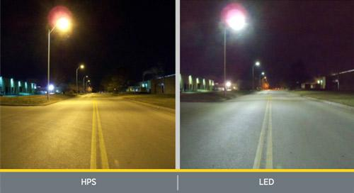 ... sodium lights they replaced. The study took place in Kansas City Mo. over the course of 2011 and 2012. The legacy HPS fixtures consumed 100 150 250 ... & Keith Dawson: All LED Lighting